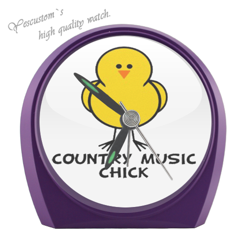 Country Music Cartoons Country Music Chick Small