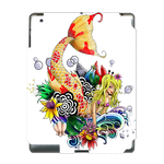 Fish Ed Hardy  Ipad 3 Skin Skin for Custom IPad 3