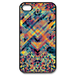 Aztec - Rainbow Custom Case for iPhone 4,4S  