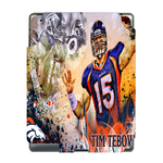 Wise Tim Tebow Ipad 3 Skin Skin for Custom IPad 3