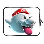 Cute Super Mario ipad 3 sleeve Custom two sides sleeve for Ipad 3