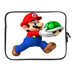 Kawaii Super Mario ipad 3 sleeve Custom two sides sleeve for Ipad 3