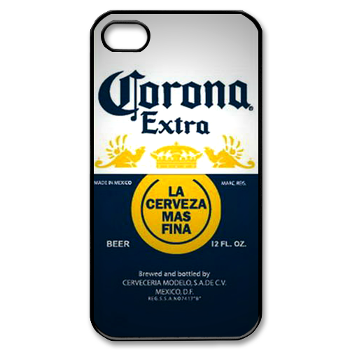 ... EXTRA BEER Logo Custom iPhone 4,4S Case Custom Case for iPhone 4,4S