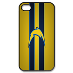 Special San Diego Chargers iphone 4s case Custom Case for iPhone 4,4S