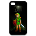 The Legend Of Zelda iPhone Case 4 4s Custom Case for iPhone 4,4S