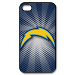 Unique San Diego Chargers iphone 4s case Custom Case for iPhone 4,4S