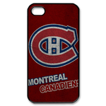 Past Montreal Canadiens iphone 4s case Custom Case for iPhone 4,4S  