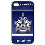 Popular Los Angeles Kings iphone 4s case Custom Case for iPhone 4,4S