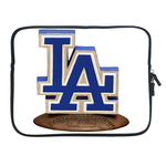 Los Angeles Dodgers Cheap Custom Ipad 3 Sleeve Custom two sides sleeve for Ipad 3