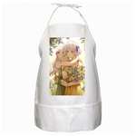 I LOVE MOM BBQ Apron Custom BBQ aprons