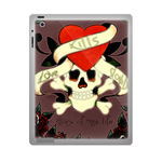 Ed Hardy the story of my life ipad 3 gel skins Custom Gel Skins for Ipad 3