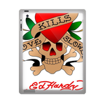 Special Ed Hardy ipad 3 gel skins Custom Gel Skins for Ipad 3