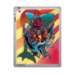 Strange Ed Hardy ipad 3 gel skins Custom Gel Skins for Ipad 3