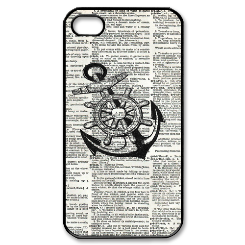 Cases Iphone 4s Vintage Vintage Anchor Iphone 4/4s