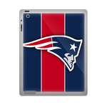 Famous New England Patriot ipad 3 gel skins Custom Gel Skins for Ipad 3