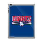 Popular New York Giants ipad 3 gel skins Custom Gel Skins for Ipad 3