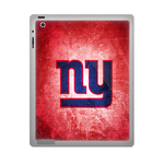 Red Fire New York Giants ipad 3 gel skins Custom Gel Skins for Ipad 3