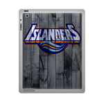Special New York Islanders ipad 3 gel skins Custom Gel Skins for Ipad 3