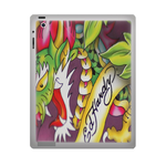Ed Hardy ipad 2 gel skins Custom Gel Skins for Ipad 2