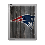 Wood New England Patriot ipad 2 gel skins Custom Gel Skins for Ipad 2
