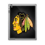 Chicago Blackhawk ipad 2 gel skins Custom Gel Skins for Ipad 2