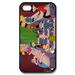 Hey Arnold Iphone 4 Case Custom Case for iPhone 4,4S