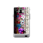 Charming Ed Hardy Samsung Galaxy S II Case Case For Samsung Galaxy S2  I9100