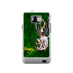 Green Ed Hardy Samsung Galaxy S II Case Case For Samsung Galaxy S2  I9100