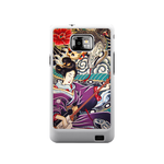 Japanese Woman Ed Hardy Samsung Galaxy S II Case Case For Samsung Galaxy S2  I9100