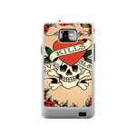 Love Kislls Ed Hardy Samsung Galaxy S II Case Case For Samsung Galaxy S2  I9100