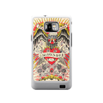 Sharks Ink Ed Hardy Samsung Galaxy S II Case Case For Samsung Galaxy S2  I9100