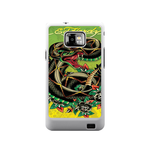 Snake Ed Hardy Samsung Galaxy S II Case Case For Samsung Galaxy S2  I9100