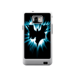 Cool Logo Batrman Samsung Galaxy S II Case Case For Samsung Galaxy S2  I9100