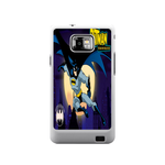 Flying Batrman Samsung Galaxy S II Case Case For Samsung Galaxy S2  I9100