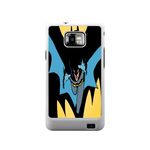 Running Batrman Samsung Galaxy S II Case Case For Samsung Galaxy S2  I9100