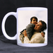 Father and Son classic mug Custom White Mug