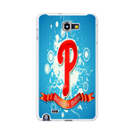 Phillirs Baseball Team Samsung Galaxy Note Case Case for Samsung Galaxy Note N7000