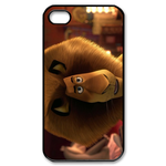 Madagascar Alex Custom iPhone 4,4S Case Custom Case for iPhone 4,4S  