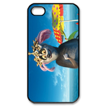 Madagascar Aye-Aye Custom iPhone 4,4S Case Custom Case for iPhone 4,4S  
