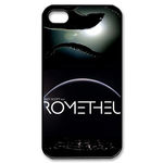Prometheus Advance Notice Custom iPhone 4,4S Case Custom Case for iPhone 4,4S  