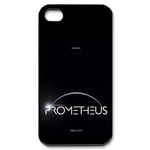 Prometheus Movie Title Custom iPhone 4,4S Case Custom Case for iPhone 4,4S  