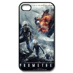 Prometheus Near The Crater Custom iPhone 4,4S Case Custom Case for iPhone 4,4S  