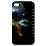 Prometheus Out Of Earth Custom iPhone 4,4S Case Custom Case for iPhone 4,4S  