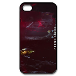 Prometheus Out Space Custom iPhone 4,4S Case Custom Case for iPhone 4,4S