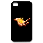 Prometheus Palm Custom iPhone 4,4S Case Custom Case for iPhone 4,4S  