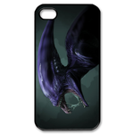Prometheus Purple Monster Custom iPhone 4,4S Case Custom Case for iPhone 4,4S  