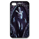 Prometheus Relief Custom iPhone 4,4S Case Custom Case for iPhone 4,4S