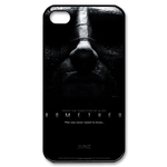 Prometheus Stone Head Custom iPhone 4,4S Case Custom Case for iPhone 4,4S  