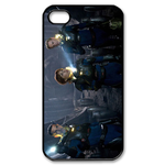 Prometheus Three-person Taskforce iPhone 4,4S Case Custom Case for iPhone 4,4S  