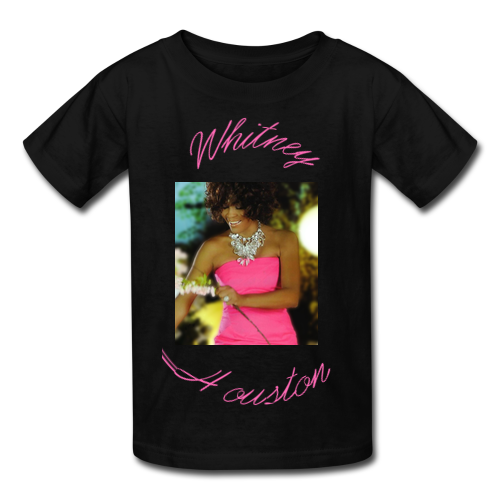 I Will Always Love You Whitney Custom Gildan Cotton Youth